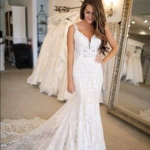 Martina Liana 905 wedding dress